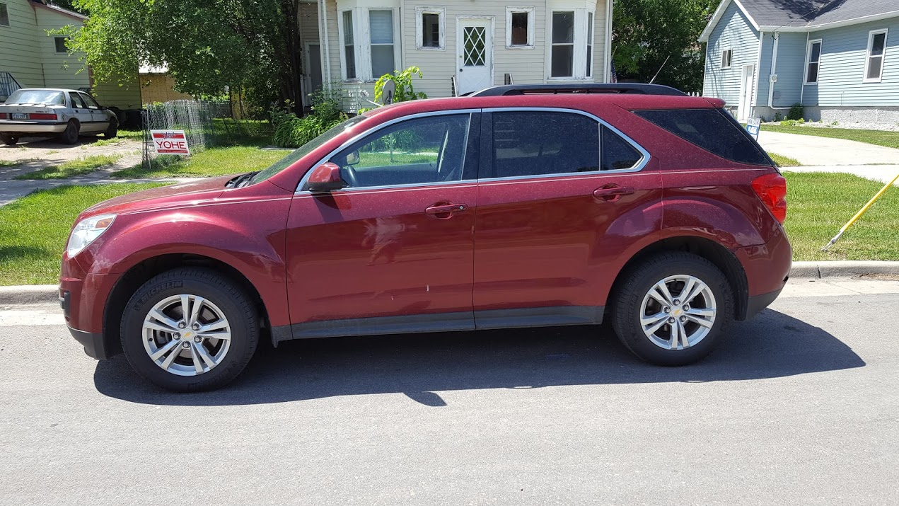 Equinox brown chevy equinox : Equinox » 2011 Chevy Equinox Lt - Old Chevy Photos Collection, All ...