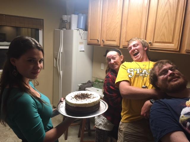 Vanessa's Triple Chocolate Cake