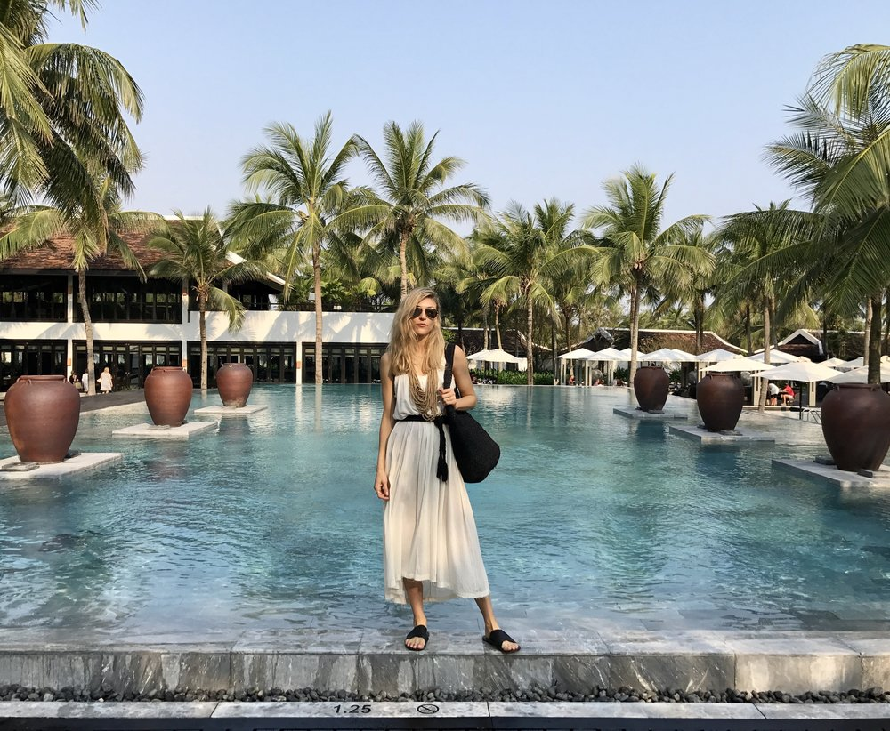 vietnam part 1 the nam hai and hoi an steps of style