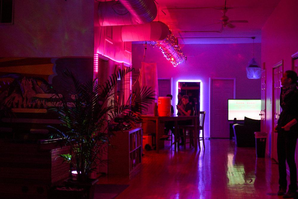 Night Light, Digital Art Demo Space Photo by Jordyn Belli