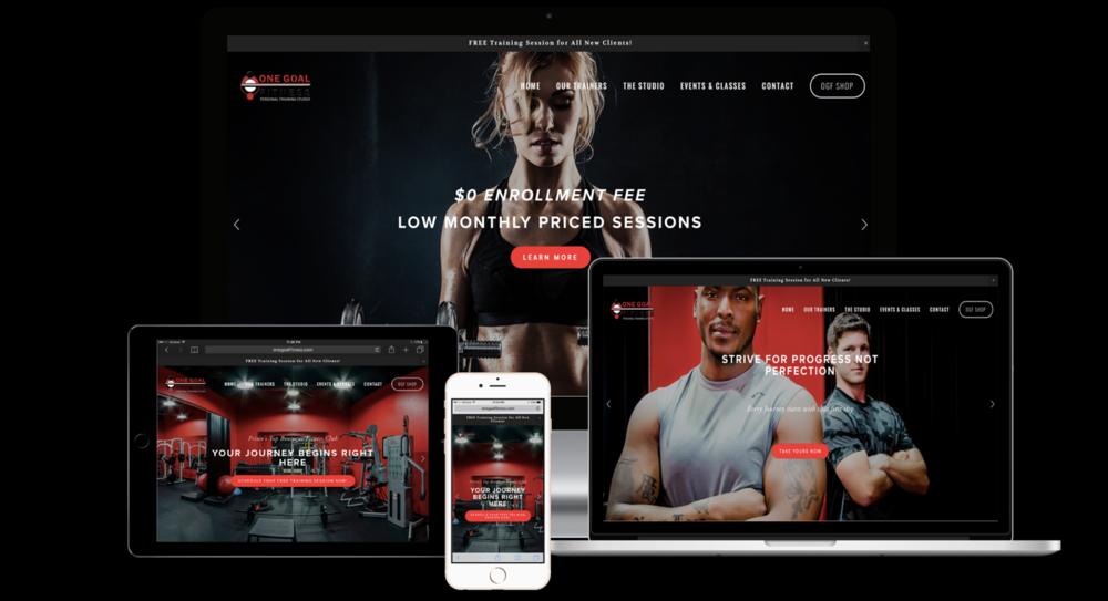 DGM Website Design