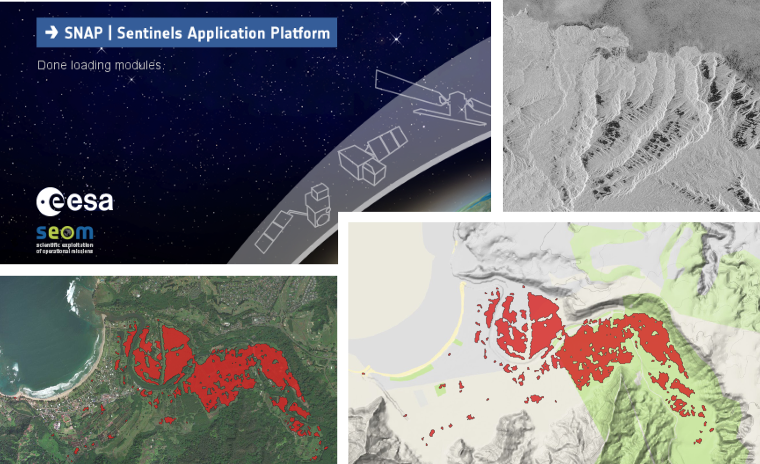 Flood Mapping with Sentinel-1 Data using SNAP and QGIS