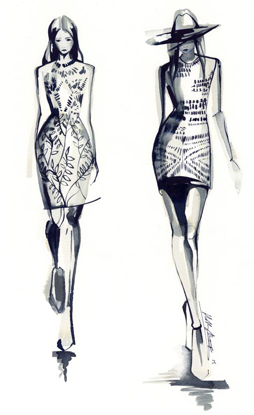 Drawing Fashion II
