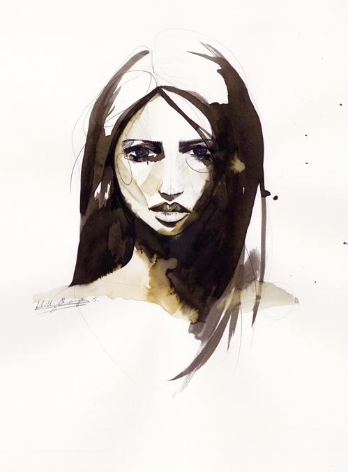 Ink Shadows III