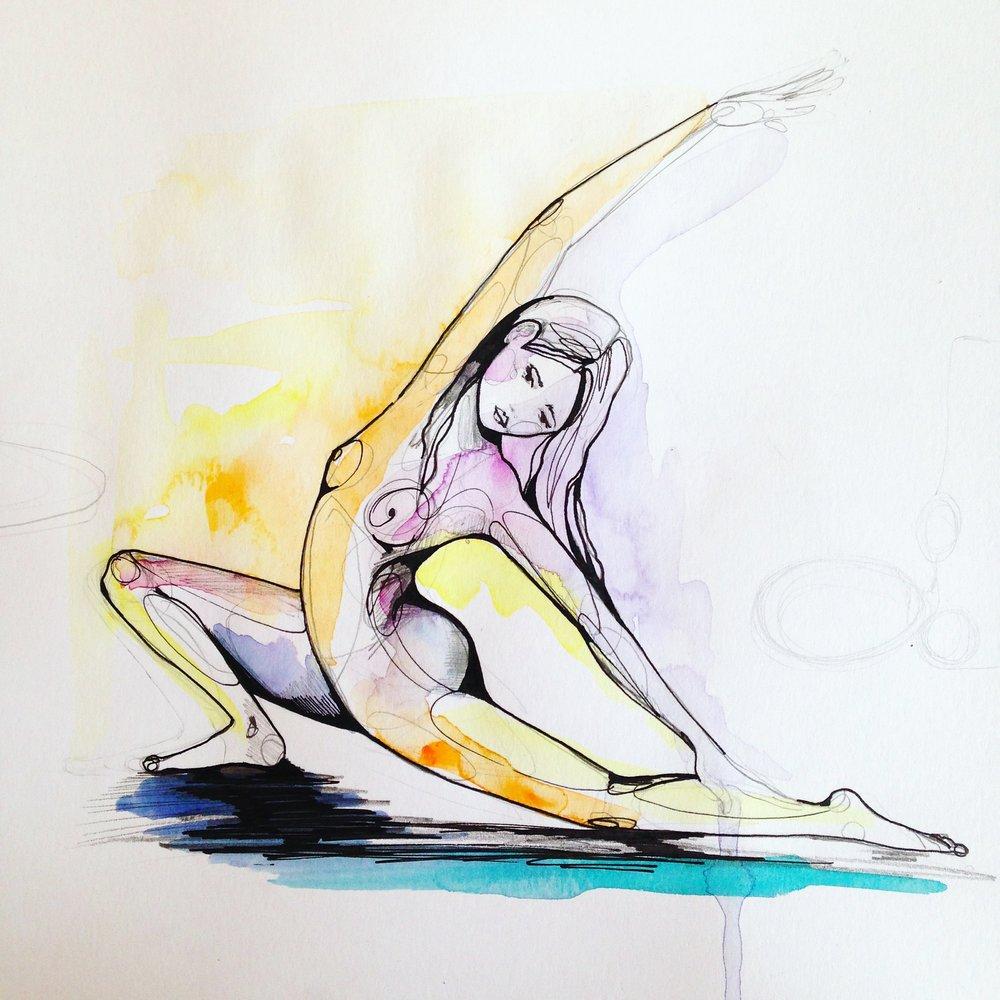 yoga sketch 2 - Holly Sharpe.JPG