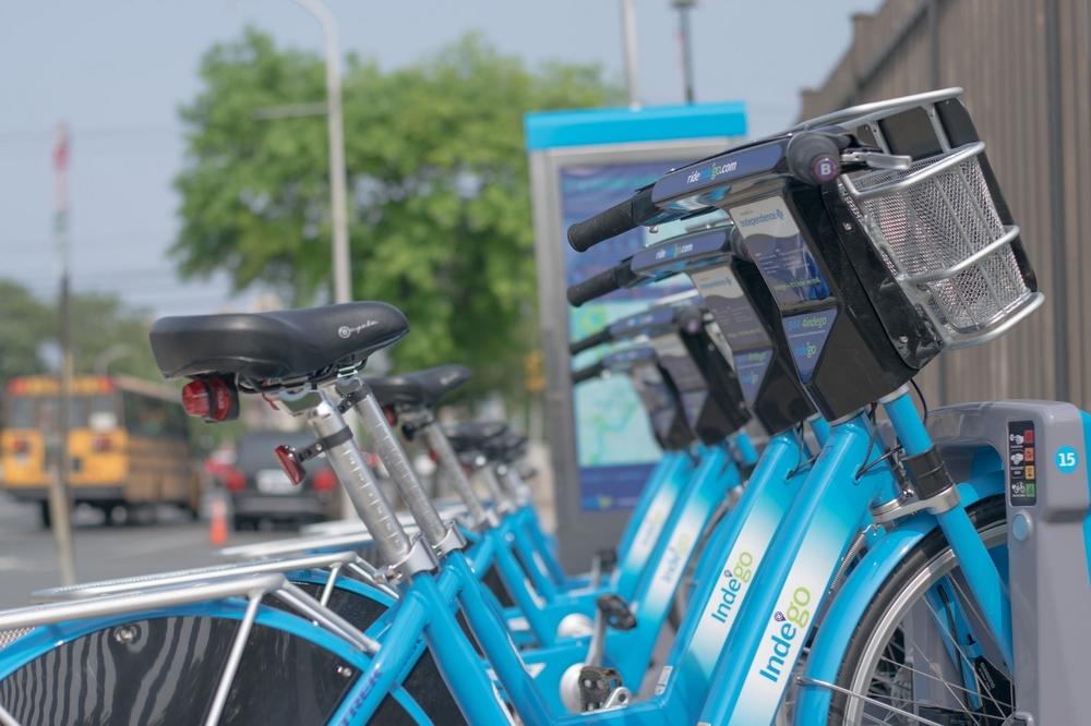 Philadelphia's Indego Bikeshare