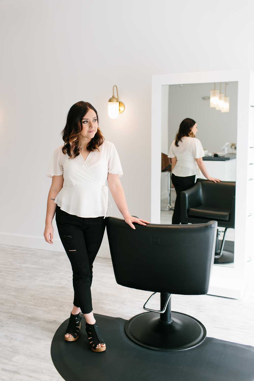 Jordan Tafta Hairdresser