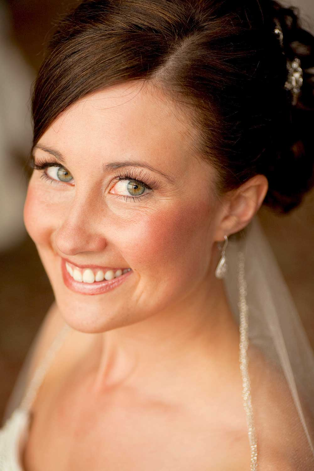 The Beautiful Co. Salon Wedding Makeup