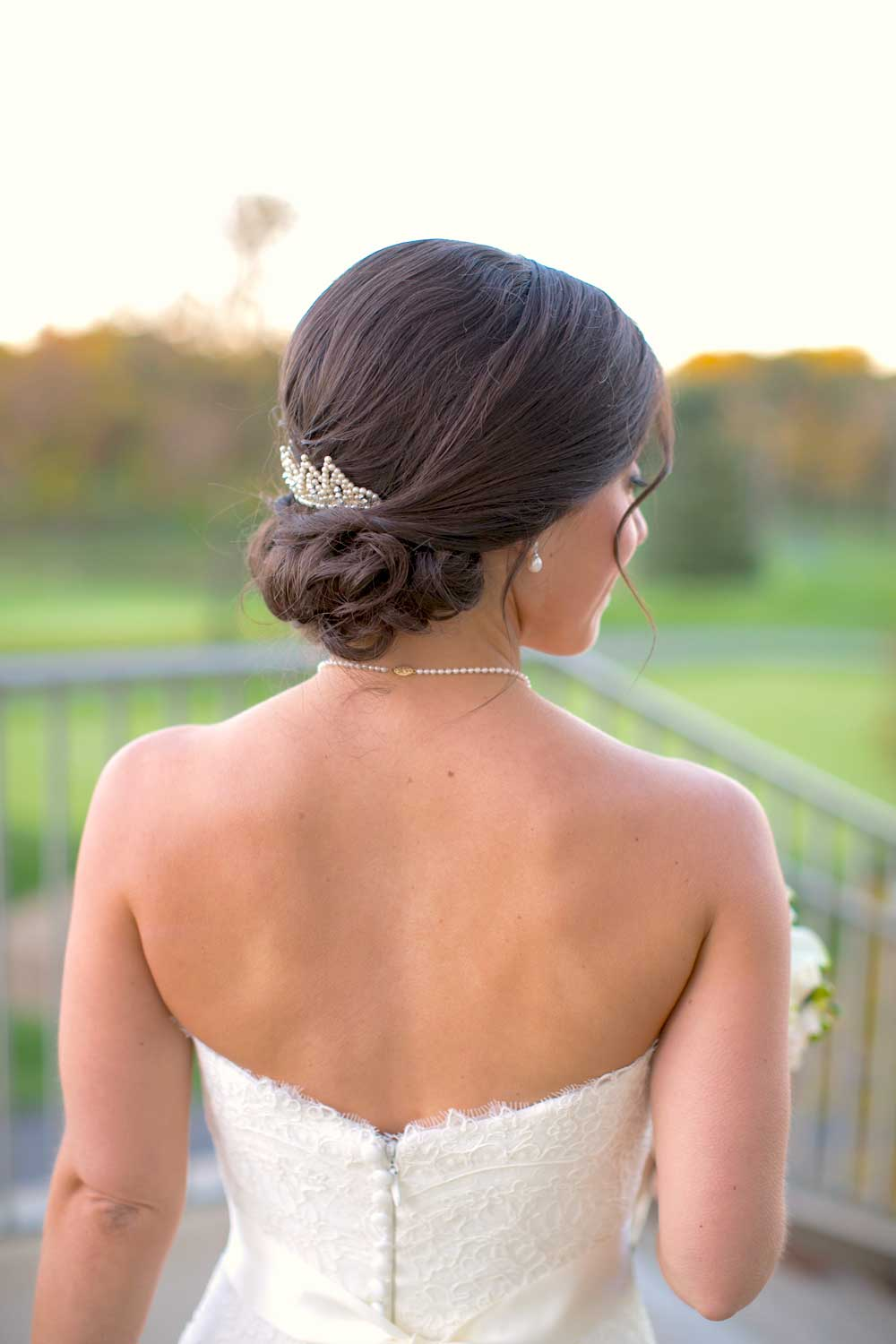 The Beautiful Co. Salon Wedding Hair
