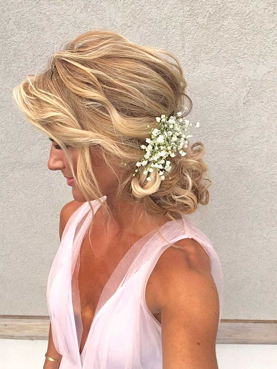 The Beautiful Co. Salon Bridal Hair