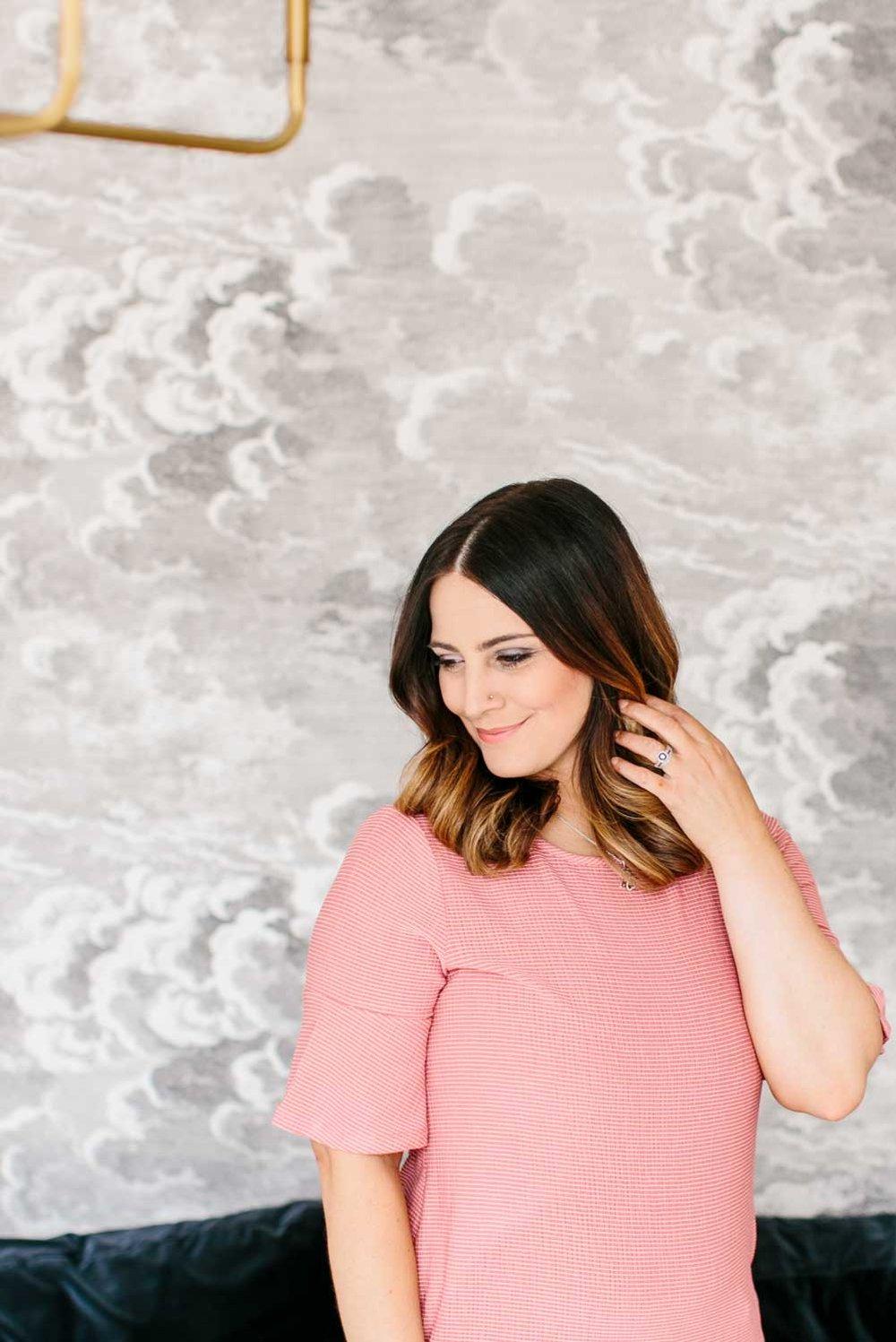 Megan Lecesse Hairdresser