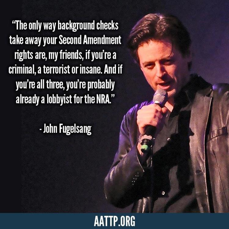 Image result for john fugelsang quotes