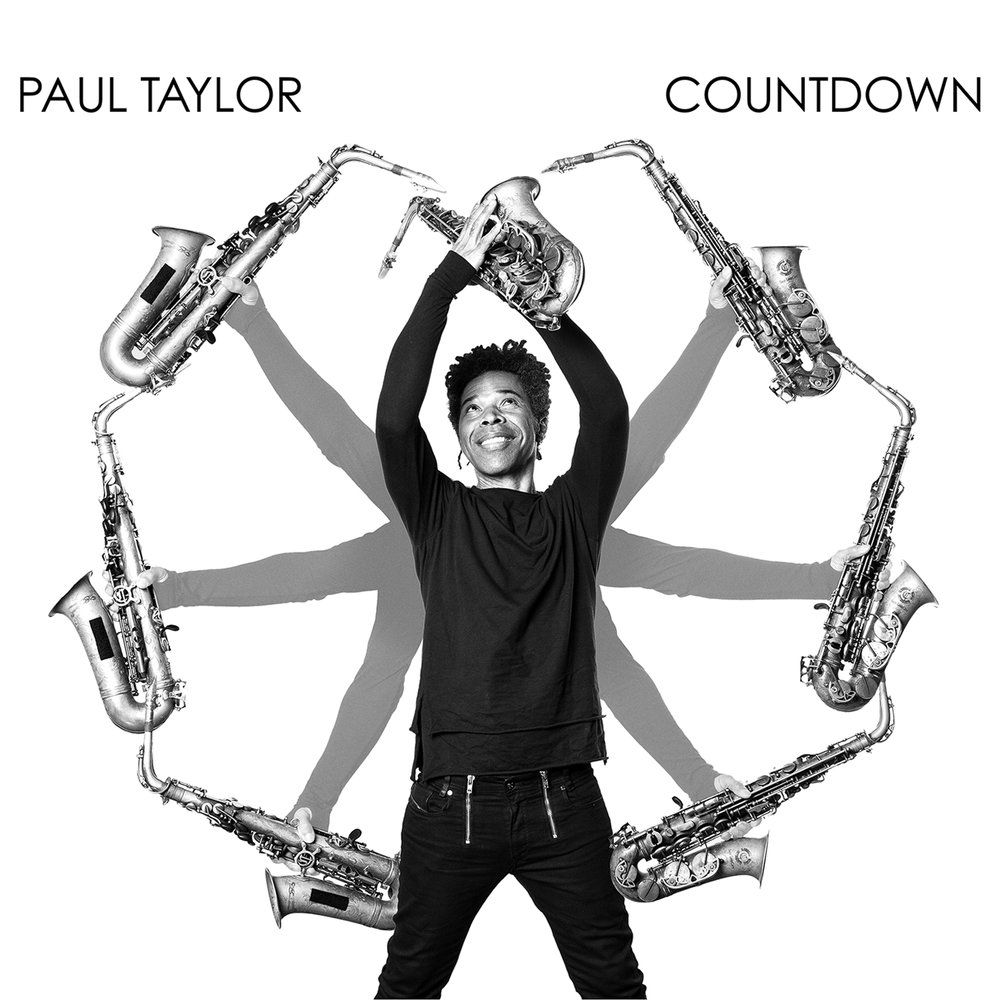 Paul Taylor - After over ten albums of non-stop hit making, thousands of charismatic performances worldwide and years of setting new standards for the sonic possibilities of contemporary urban jazz, Paul Taylor's still got his antenna up – ready to pounce on, absorb and be inspired by every vibe he hears that's fresh, hip and edgy. Now, with Countdown, he's blasting off into the next phase of his career, excited about the road ahead!Follow Him: Facebook - Instagram - YoutubeWEBSITE: paultaylorsax.com