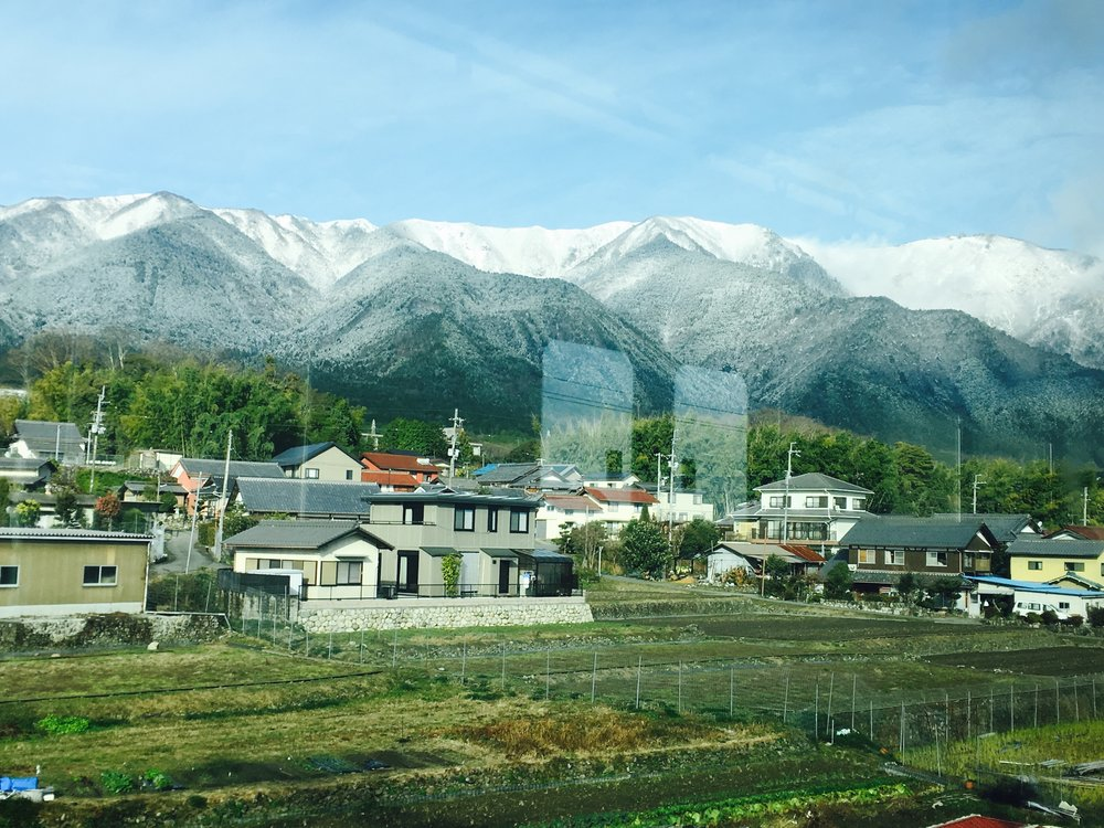 Gorgeous Views of Japanese Mountains