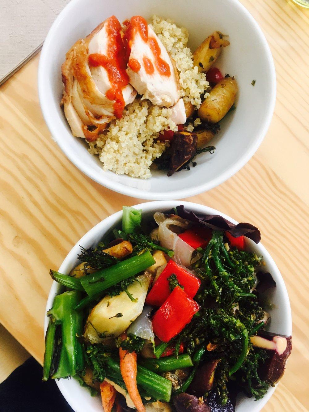 Delicious Salad at Airbnb.JPG