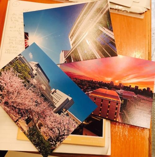 Hall of the Great Vow (HoGV)大聖堂 Daiseido Soka Gakkai Headquarters Japan Shinanomachi Tokyo_Postcards.JPG