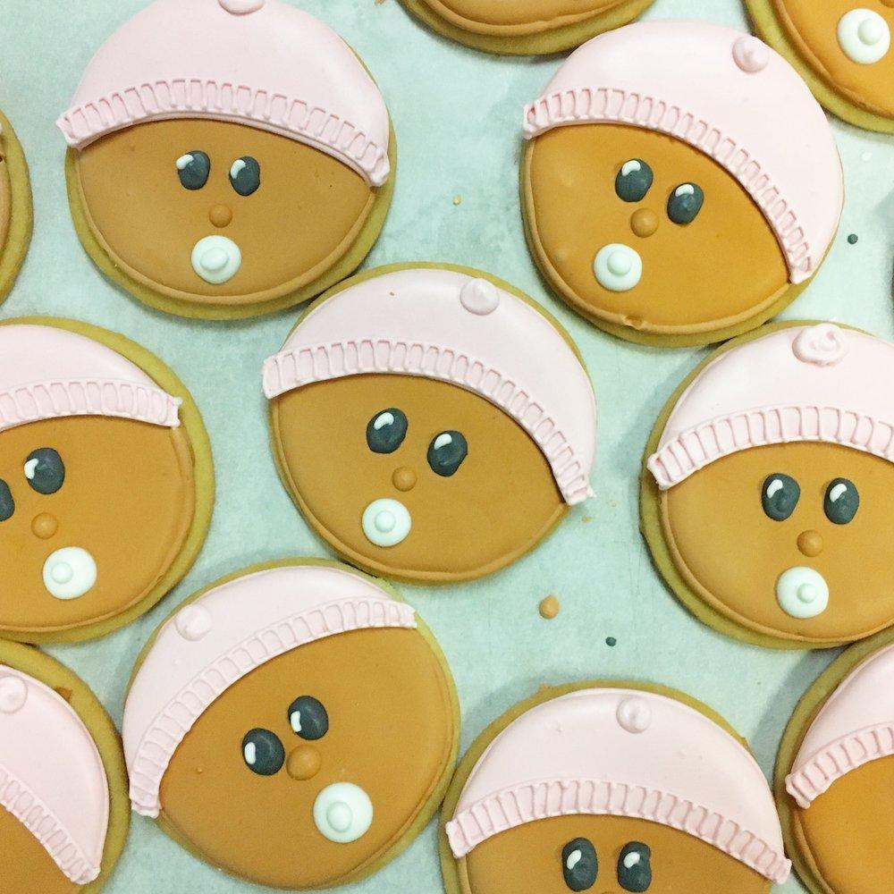 Custom Sugar Cookies