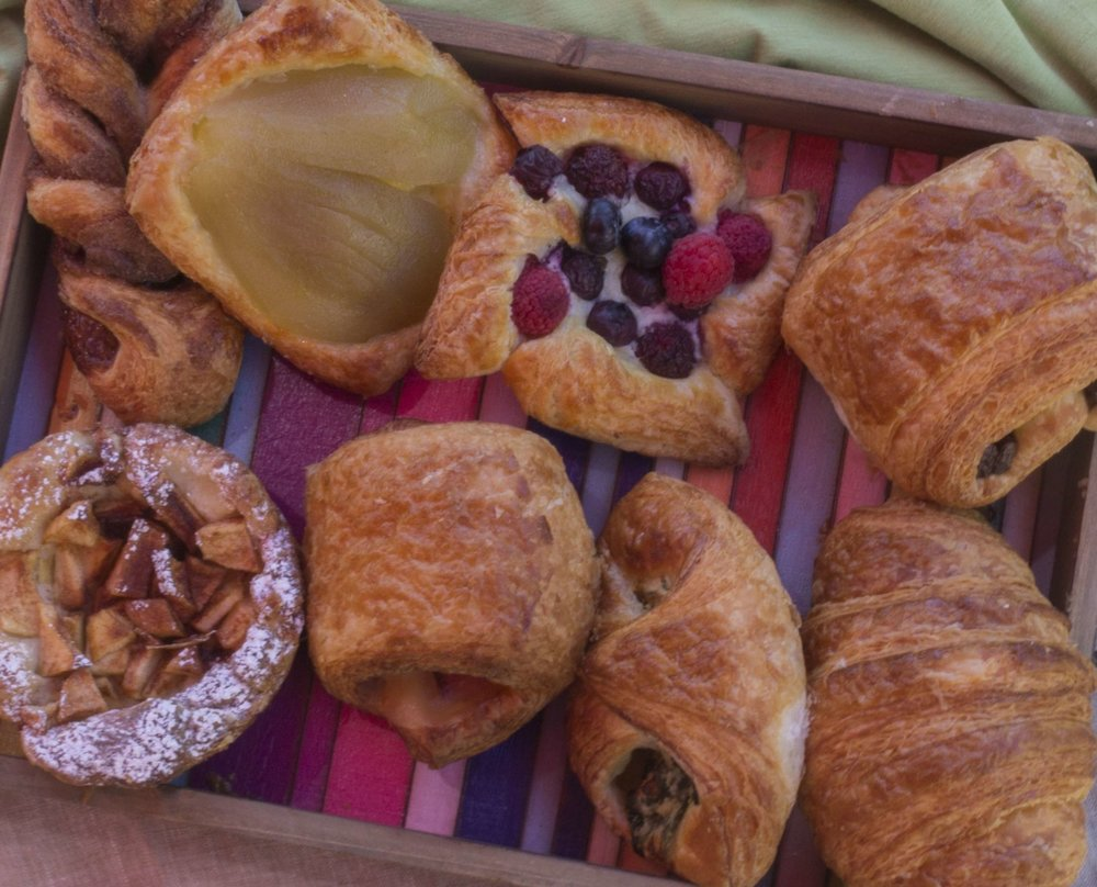 Morning Pastries -
