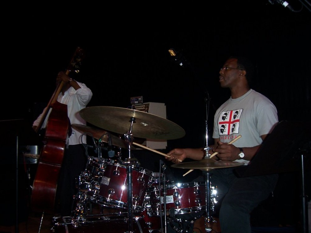 Herlin Riley  Drums  Reginald Veal  Bass.jpg