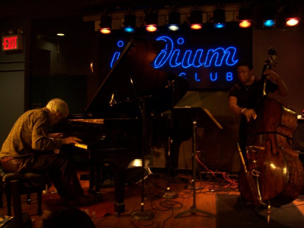 Denny Zeitlin  Piano  Buster Williams  Bass @ Iridium NYC.jpg
