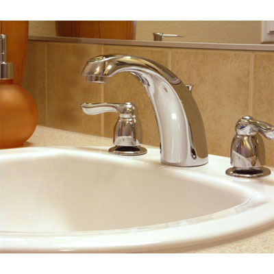 Sink handle
