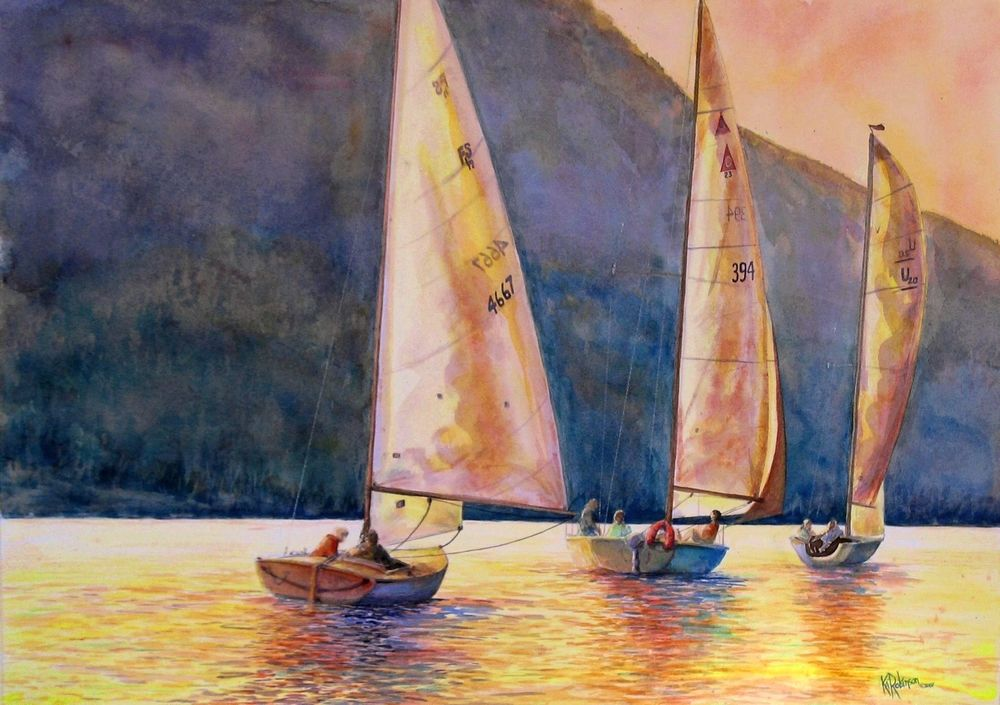 Evening Regatta