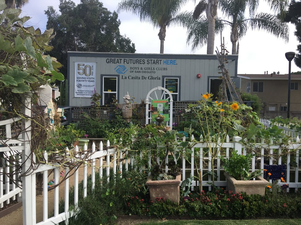 La Colonia Park Gardens, Boys and Girls Club of San Dieguito