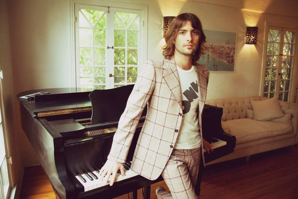 Robert Schwartzman's gift of uplifting and healing music
