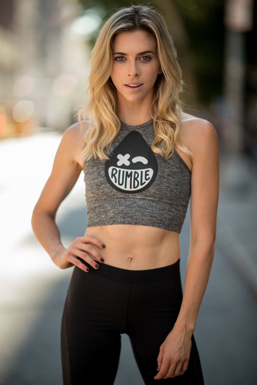 NYC'S HOTTEST TRAINERS | Ashley Wilking, Nike Trainer, Rumble Boxing
