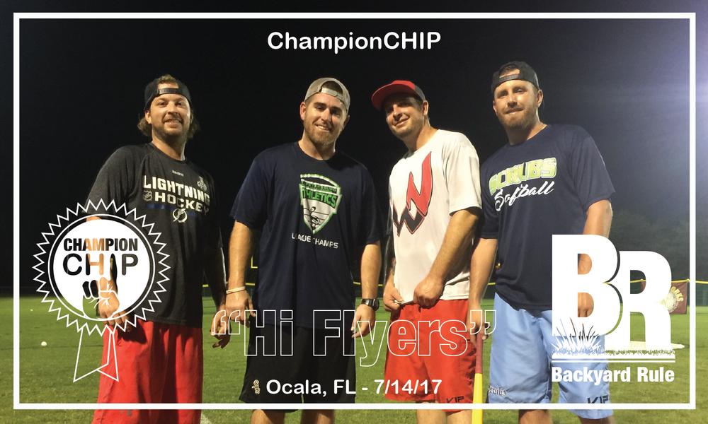 """""""Hi Flyers"""" - Ocala, FL - 7/14/17"""