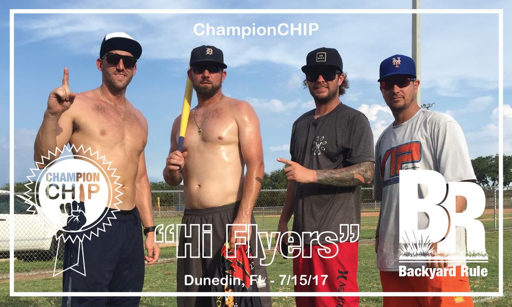 """Hi Flyers"" - Dunedin, FL -7/15/17"