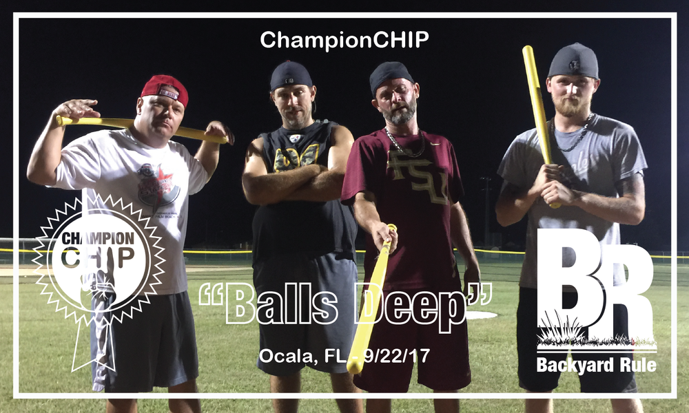 """Balls Deep"" - Ocala, FL - 9/22/17"