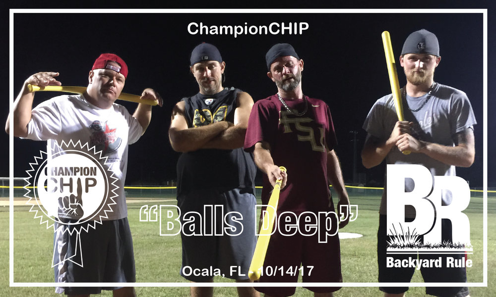 """Balls Deep"" - Ocala, FL - 10/14/17"