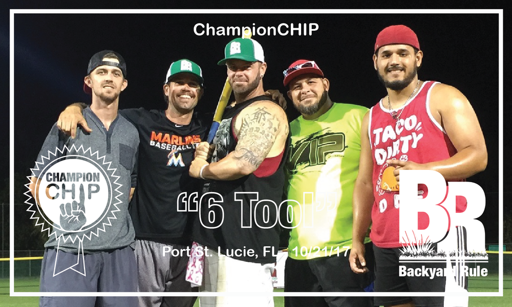 """6 Tool"" - Port St. Lucie, FL - 10/21/17"