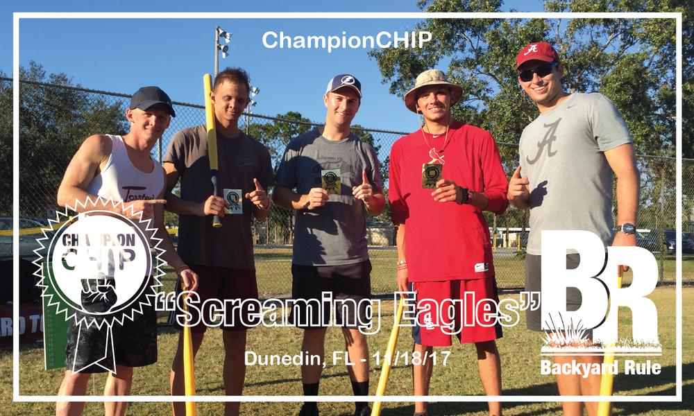 """Screaming Eagles"" - Dunedin, FL - 11/18/17"