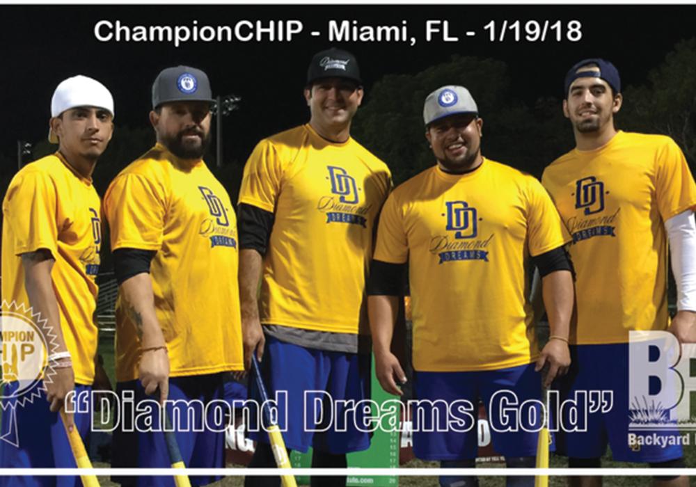 Diamond Dreams Gold  Miami, FL 1/19/18