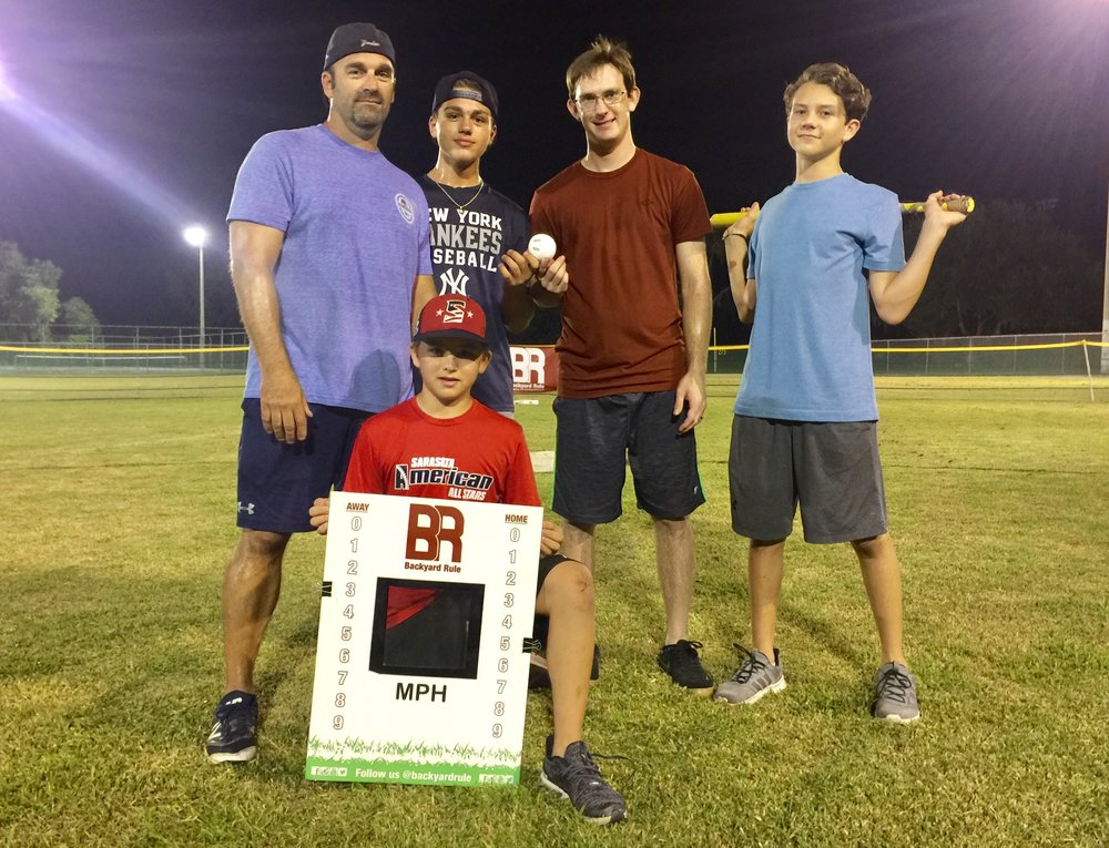 """""""Stone Cold"""" won our last tournament in Sarasota on Saturday, October 13th."""