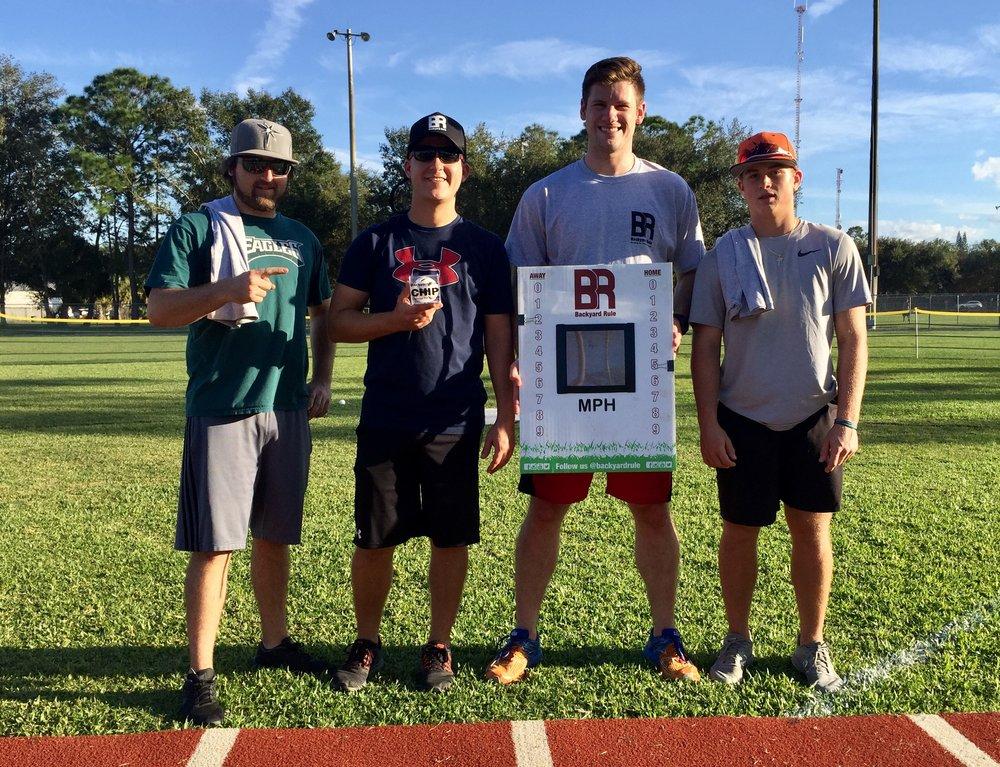 """Injured Reserve"" Sarasota, FL 12/8/18"