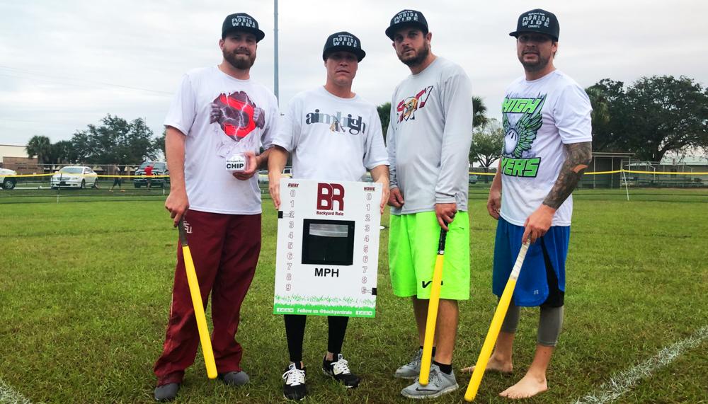 Florida W I D E ChampionCHIP - Hi Flyers - Casey Smit, Ivan Sanchez, Steven Estep, Matt Engle - December 15th, 2018 - Okeechobee, FL