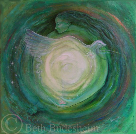 """Spirit Bird"""