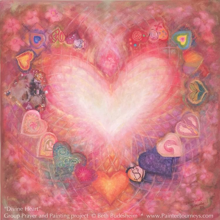 """Divine Heart"""