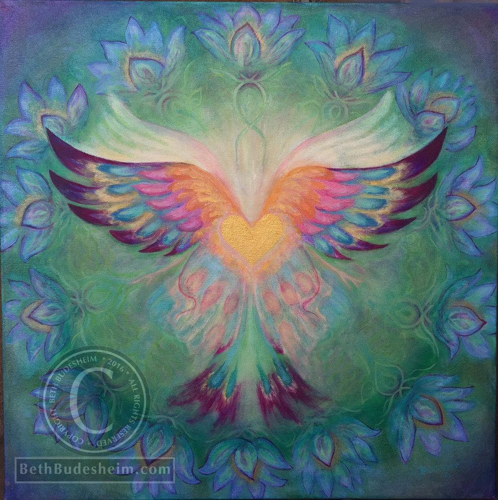 Phoenix Butterfly