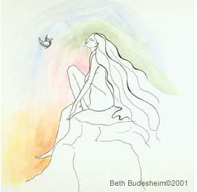 """Rainbow Breeze"" by Beth Budesheim"