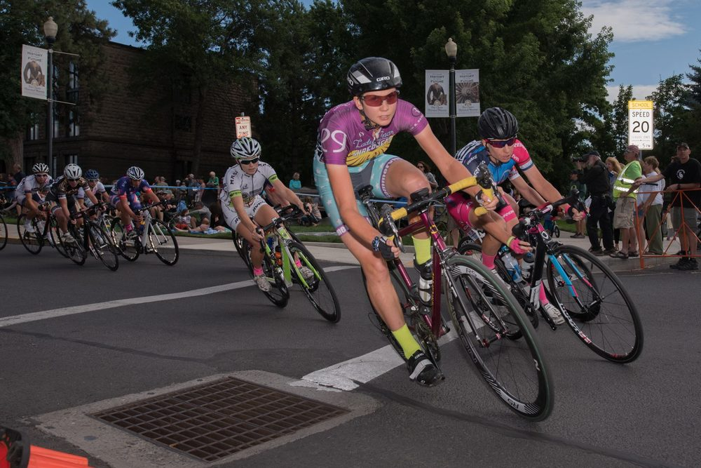 2015 Cascade Classic Criterium, Photo: Tim Schallberger
