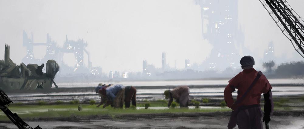 Agrarian Utopia #1