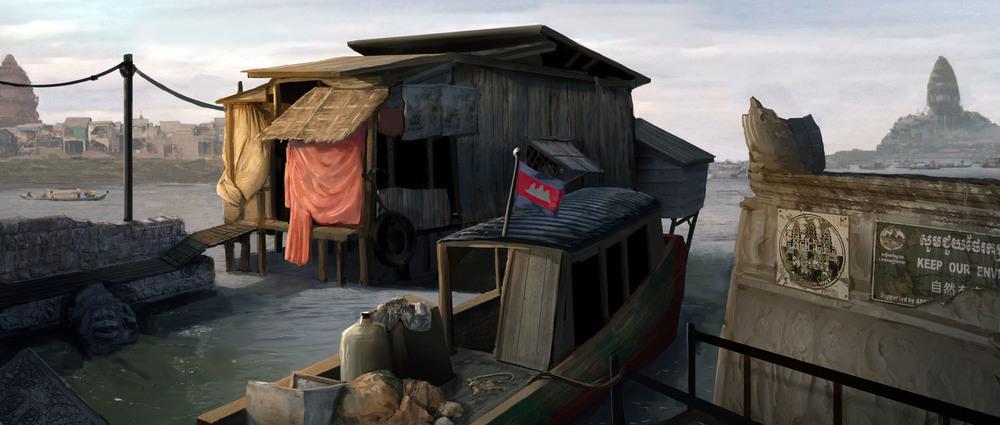 Arun's home
