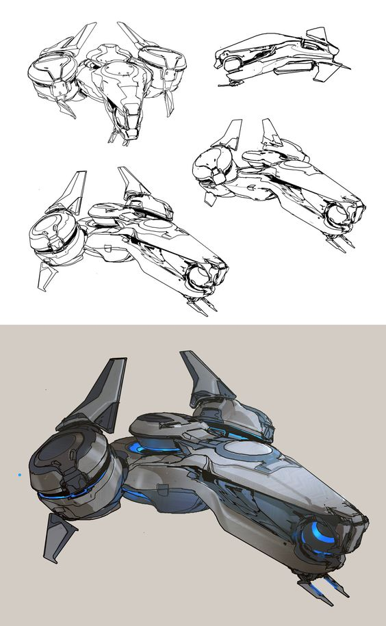 Halo prop design by Sparth