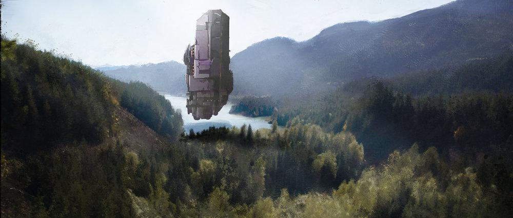 Alien Vessel