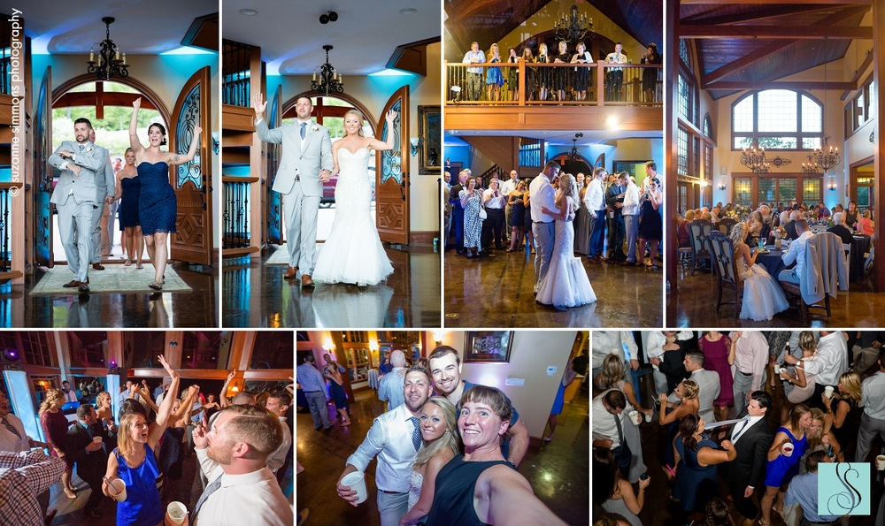 Ski Esta Wedding in Newry, Maine