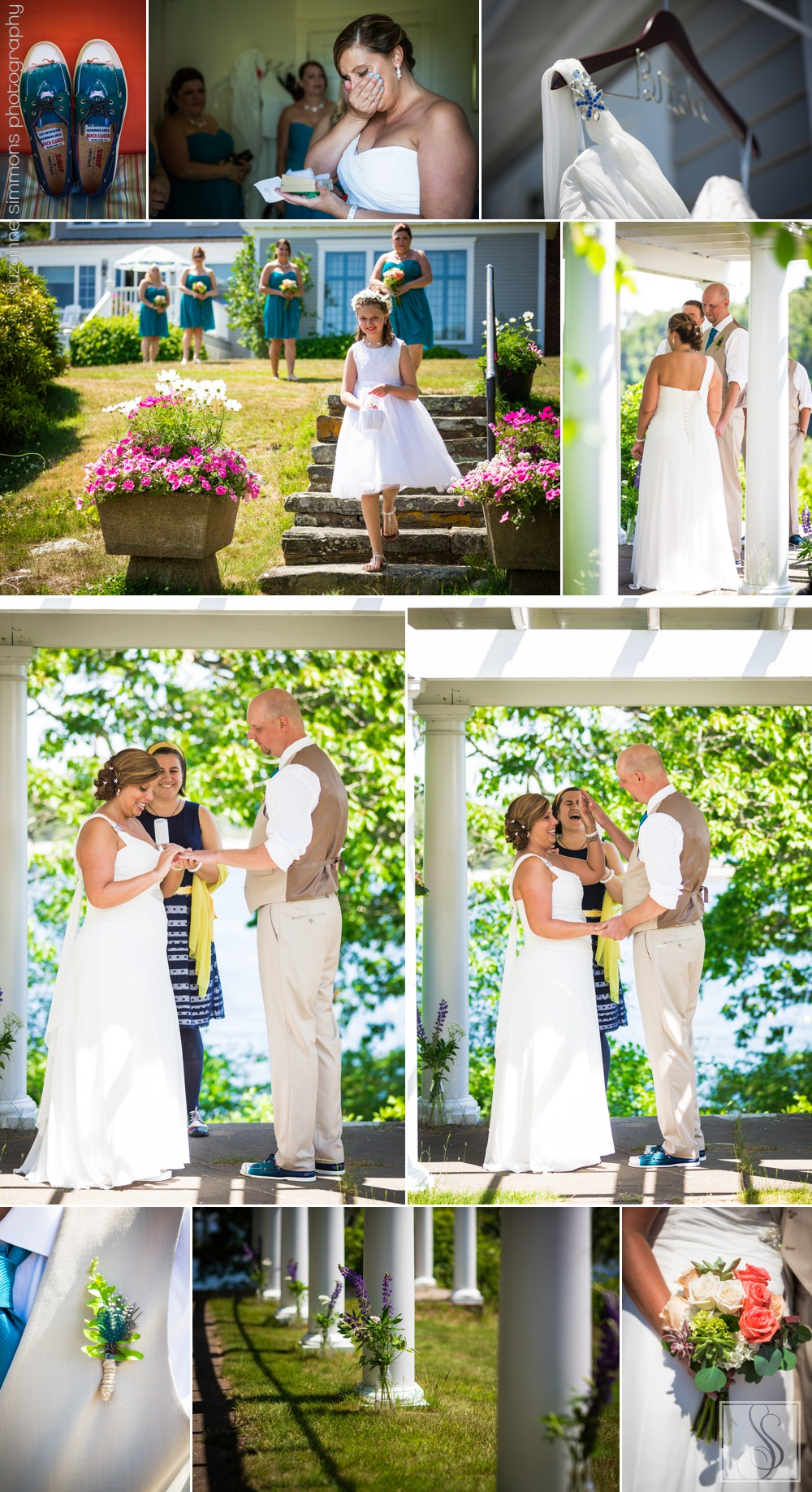 The Mooring Bed & Breakfast Wedding